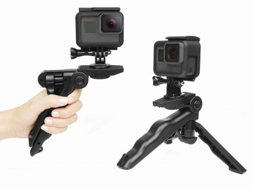 Mini Statyw Uchwyt 3w1 do kamer GoPro Hero 3 4 5 6